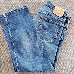 Mens 569 Levi's jeans